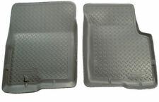 Husky Liners Gray Front Floor Liners for 98-04 Nissan Frontier / 00-04 Xterra