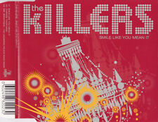 "THE KILLERS ""Smile Like You Mean It"" 2005 3Trk CD ""Mr Brightside (RareRemix)"""
