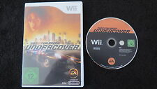 WII : NEED FOR SPEED : UNDERCOVER - Edizione tedesca ! Compatibile Wii U