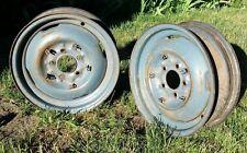 "Original VINTAGE 1949 1950 1951 CHEVROLET 15"" wheel 5 on 4 3/4"""