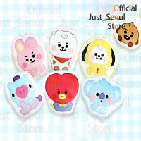 Official BTS BT21 Baby Soft Cushion Doll+Freebie+Tracking Authentic Goods Kpop