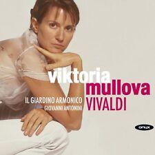 ntonio Vivaldi - Viktoria Mullova  Vivaldi Violin Concertos [CD]