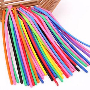 Mixed color Magic Long Animal Tying Making Balloons Latex Balloon 10/100/200pcs