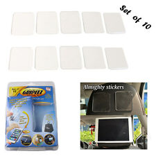 Mobile Phone Removable Super Grip Mounting Pads Double Sided Holder Sticky