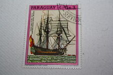 "Paraguay - ""Navio San Telmo"" Schiff"
