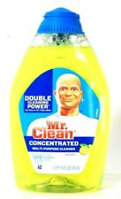 1 Bottle Mr Clean 16 Oz Concentrated Crisp Lemon Multi Purpose Cleaner