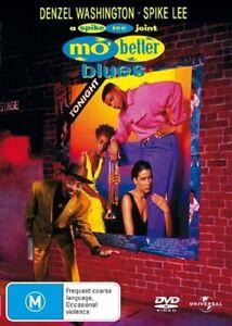 Mo' Better Blues (DVD)