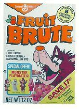FRUIT BRUTE Cereal Box  Retro Vintage HQ  Fridge Magnet *02