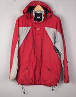 HELLY HANSEN Men Waterproof Parka Jacket Overcoat Size M ATZ1553
