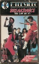 Breakdance - You Can Do It! (1984 BETA/Betamax) Shabba-Doo, Boogaloo Shrimp