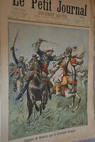Le Petit Journal Supplémént illustré / 30 octobre 1898 / Capture de Samory