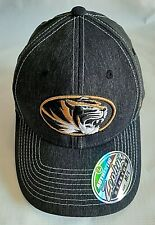 NEW Missouri University Tigers Embroidered BallCap Stretch Fitted Adult/Teen Hat