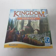 Queen Games Kingdom Builder Nomads Expansion One NEW