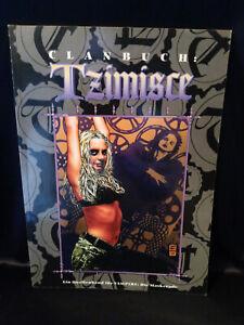 Clanbuch Tzimisce - Unzensiert - Ein Quellenband für Vampire: Die Maskerade