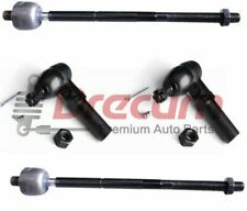 4Pc Front Inner OuterTie Rod End for Chrysler PT Cruiser Dodge Plymouth Neon