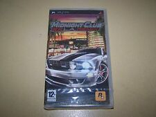 Midnight Club: Los Angeles Remix PSP **New & Sealed**