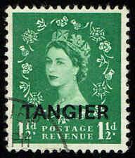 Scott # 561 - 1952 - ' Queen Elizabeth Ii ', Ovpt. Type c