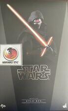 Hot Toys Star Wars The Force Awakens Kylo Ren MMS320 1/6 Sideshow Disney