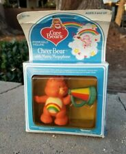 Cheer Bear BOXED W/ Accessory Poseable Kenner PVC