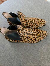 Gorman Leopard print leather Boots - Size 38