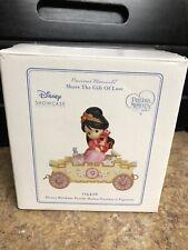 Disney Showcase Precious Moments Mulan Cumpleaños Parade Car #9 Nuevo En Caja