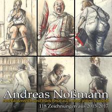 Andreas Noßmann  - Anekdotenreich und manchmal auch ohne jeden .. (handsigniert)