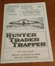 Trapline Relics Guide, October 1973 - New House Traps