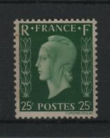 "FRANCE STAMP TIMBRE 701A "" MARIANNE DULAC DE LONDRES 25c "" NEUF xx TTB  P825"