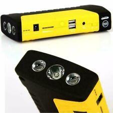 Avviatore Power Bank Portatile Giallo di emergenza Auto Batteria Booster Starter
