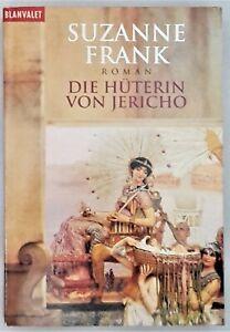 Die Hüterin von Jericho  von Suzanne Frank   Taschenbuch  Gebraucht  Zustand Gut