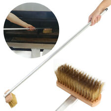 37inch Pizza/BBQ Oven Brush With Wooden Handle Baking Cooking Cleaning Utensils