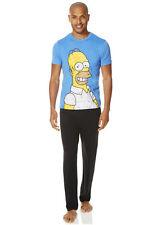 Simpsons Short Sleeve Nightwear for Men