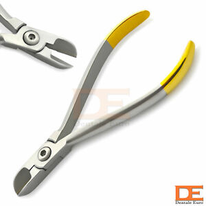 Hard Wire Cutter Orthodontic Distal End Cutter TC Surgical Cutting Pliers New