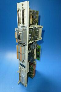 Siemens Simodrive Regelbaugrupe 6SN1118-1NK00-0AA0 V.B + 6SN1114-0NB00-0AA0  TOP