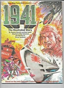 1941 The Illustrated Story Veitch + Bissette 1979 Heavy Metal SC VF- 930834089