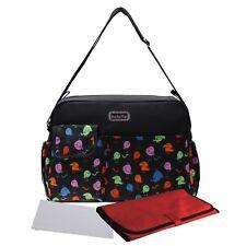 Diaper Tote Bags - Multi-Function Waterproof Travel Tote Bag Nappy Bags (Birds)
