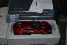 ASTON MARTIN ONE-77 DIAVOLO RED Autoart 1/18 SEE INFO IN BOX