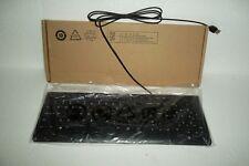Lenovo SK-8823 Performance USB Keyboard Multimedia Volume 00XH537 SIL-W14 NEW