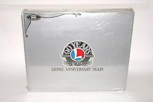 Lionel 90th Anniversary Set No. 11715 SEALED Mint in Box (DAKOTApaul)