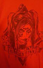 Batman Arkham Knight Harley Quinn Diamond DC Comics Licensed Child Shirt M