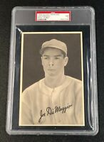 New York Yankees Joe DiMaggio 1939 Goudey Premiums PSA 7 NM  Near  Mint