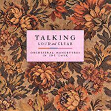 "OMD Talking Loud & Clear (Extended) - UK 12"""