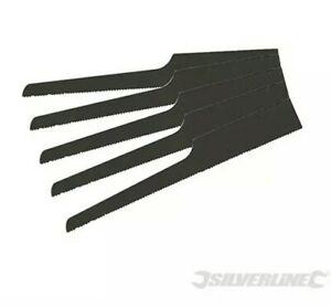 30 x Silverline 633549 Air Body Saw Blades 5pk Blades