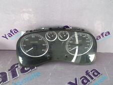 1Y2396 Peugeot 307 SW Tacho Kombiinstrument 9655476580