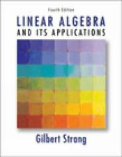 Linear Algebra And Its Applications 4th Int'l Edition