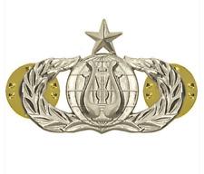 Vanguard AIR FORCE BADGE: BAND: SENIOR - REGULATION SIZE