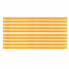 PDR Tool  Glue Sticks Yellow 10 Pcs Glue Sticks Paintless Dent Removal