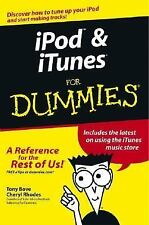 NEW - iPod and iTunes For Dummies (For Dummies (Computers))