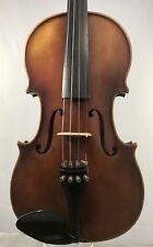 Old Violin 1966 E.R. Pfretzschner Mittenwald 4/4 with case
