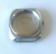 ETA 2788 Stainless Steel Watch Case & Back Glass,Crowns  Swiss Made